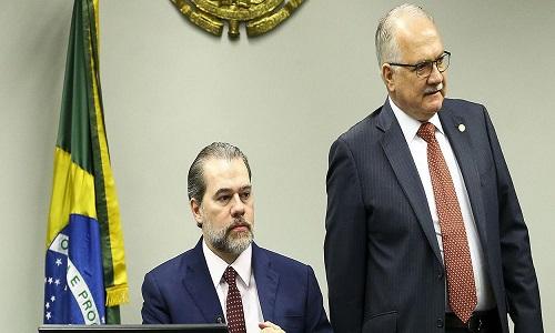 Toffoli e Fachin descartam liberação automática de presos