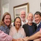 Lula articula aliança de governadores e líderes do Nordeste