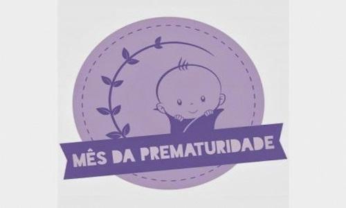 Novembro Roxo, será aberto dia 09 e dará alertas sobre partos prematuros.