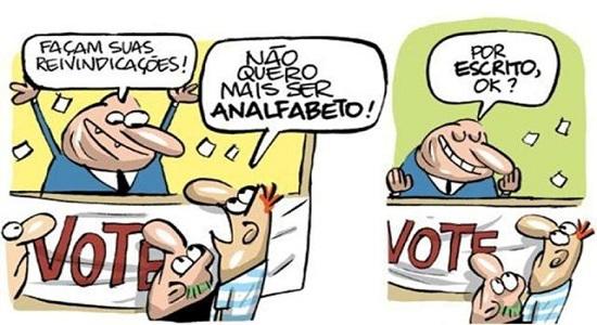 Feira: lideranças políticas carcomidas e saturadas/por Carlos Lima