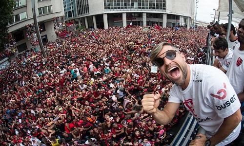 Flamengo volta ao trabalho de olho no Mundial.
