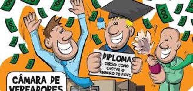 Carneiro faz proselitismo para justificar gastos públicos /por Carlos Lima