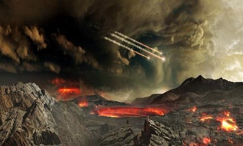 Meteoros 'carregados' com açúcar podem ter sido fundamentais para o surgimento da vida na Terra