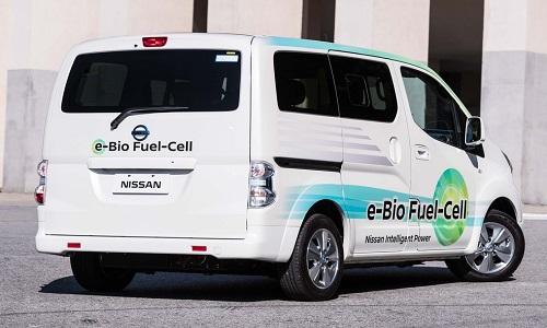 Nissan faz parceria para desenvolver carros elétricos com etanol no Brasil.