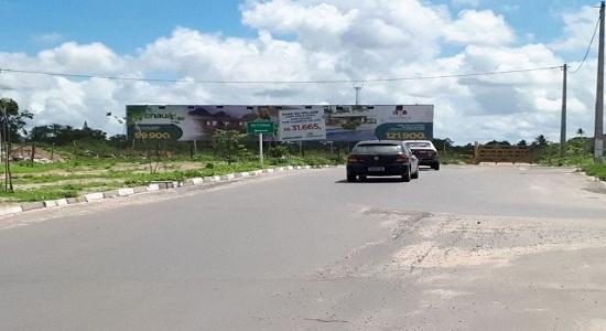 Prolongamento da Avenida Fraga Maia se torna uma promessa sem futuro