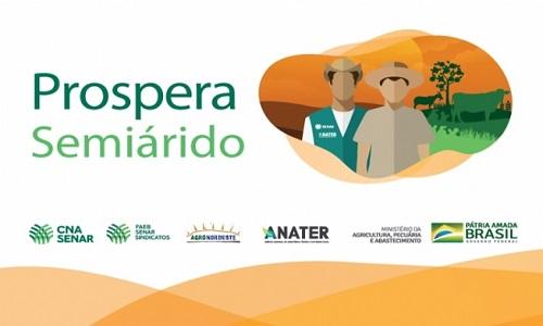 Prospera Agropecuária Semiárido será lançado nesta segunda