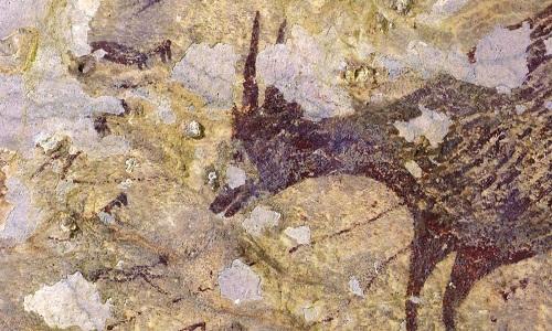 Pintura figurativa mais antiga do mundo encontrada  na Indonésia