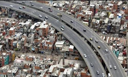 Pobreza dispara na América Latina.