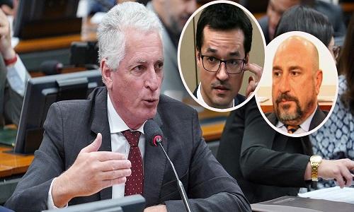 Rogério Correia inclui caso de propina a Paludo em recurso contra Dallagnol.