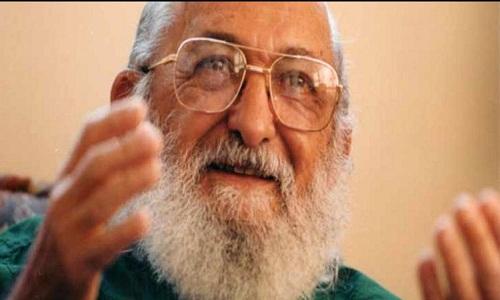 Paulo Freire será homenageado pelo Senado