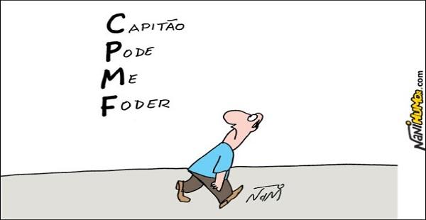 Guedes e seus malabarismos para dizer que CPMF não é CPMF