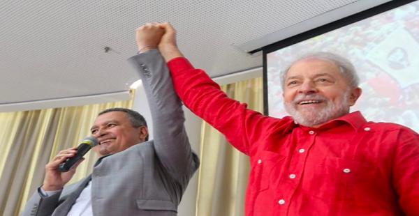 PT precisa pregar a pacificação do país, diz Rui Costa