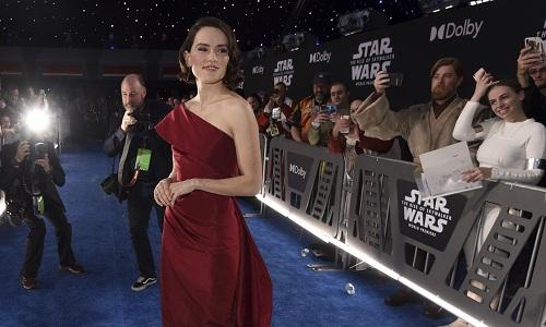 Elenco de 'Star Wars: A Ascensão Skywalker' se reúne em evento de estreia do filme