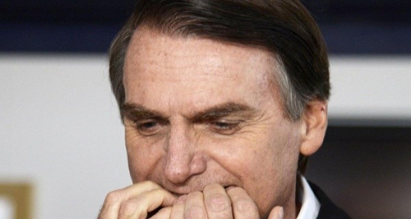 Bolsonaro despenca no Rio, já é visto como ruim ou péssimo por 41% da população