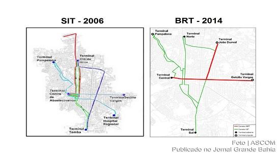 Decisões questionáveis e hipóteses sobre atos ilegais circundam o BRT/por Carlos Lima