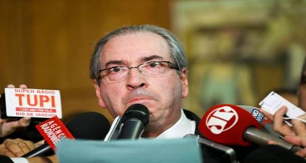 Cunha admite ter financiado 60 deputados antes de presidir Câmara e derrubar Dilma