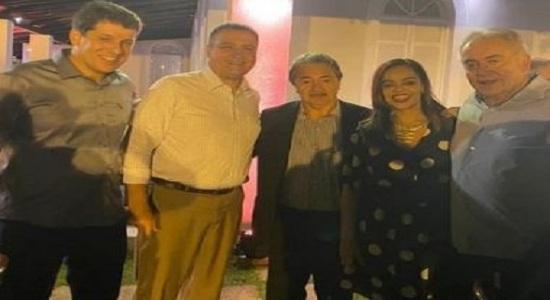 Rui Costa reúne base aliada em 'noite de confraternização' no Palácio de Ondina