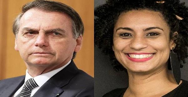 A Polícia do Rio já tem certeza do envolvimento de Bolsonaro com a morte de Marielle