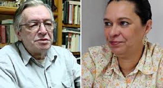 Olavo de Carvalho, uma fraude, afirma sua filha