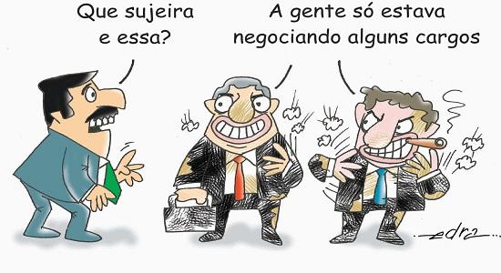 FEIRA: apelo ao bom senso político/por Carlos Lima