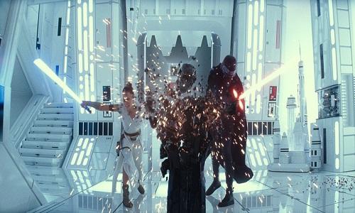 A ascensão Skywalker' se esforça para fugir de riscos em final mediano