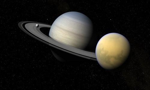Misteriosa lua de Saturno poderia ser local ideal para vida extraterrestre