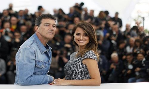 Penélope Cruz e Antonio Banderas estarão juntos em filme dirigido por Cohn e Duprat