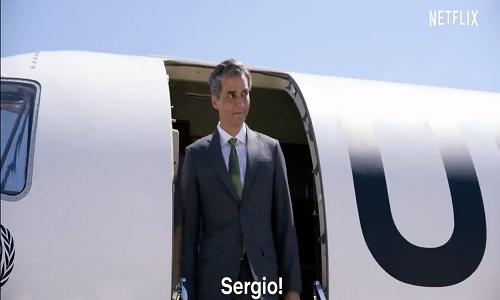 Sai trailer de filme em que Wagner Moura vive o diplomata Sérgio Vieira de Mello