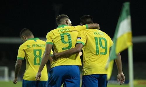 Transferências de jogadores da seleção sub-23 podem ultrapassar R$ 450 milhões