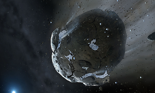Descoberto 1º asteroide a orbitar completamente dentro da órbita de Vênus