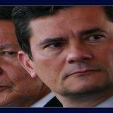 Humilhado por Bolsonaro, Moro pede reunião fora da agenda com Mourão