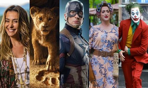 Cinema cresce em 2019,mas público de filmes brasileiros foi menor que em 2018