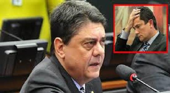 Damous afirmou que Moro é político e poderá ser candidato dos Marinhos em 2022
