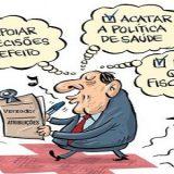 Vereadores comprovam servilismo e ignoram as leis/por Carlos Lima