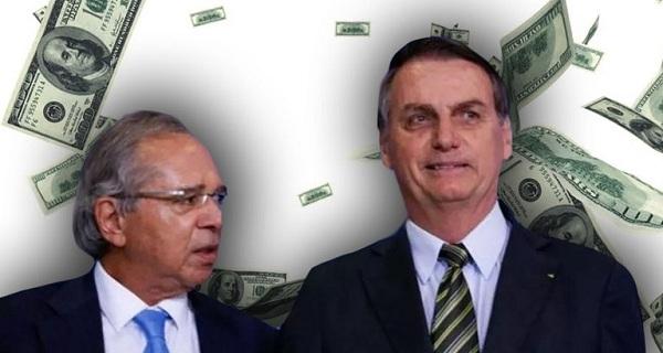 Maior fuga de dólares da história brasileira ocorreu em 2019
