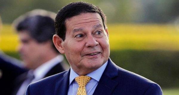 Mourão manda recado a Bolsonaro sobre política externa soberana e independente