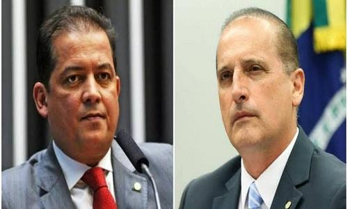 Líder de Bolsonaro no Congresso garante: Onyx sai