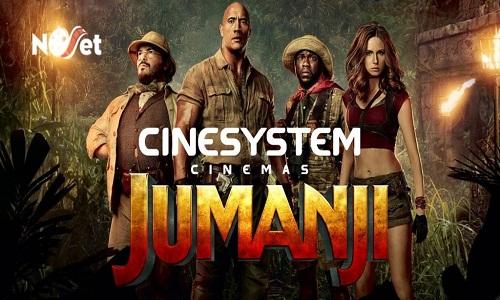 'Os miseráveis', 'O escândalo' e novo 'Jumanji' são estreias da semana