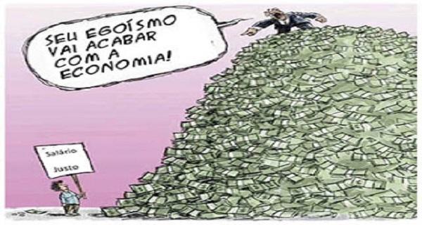 Sistema neoliberal conduz o mundo ao caos social/ Por Sérgio Jones*