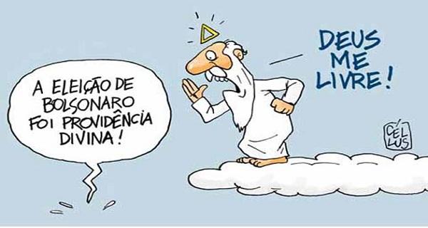 Extrema-direta de Bolsonaro avança para calar todos nós- e ainda achamos engraçado