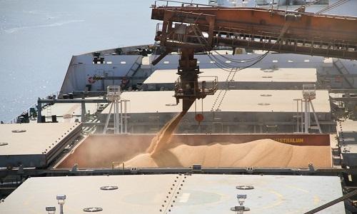 Importações de soja da China em dezembro sobem 67% na comparação anual