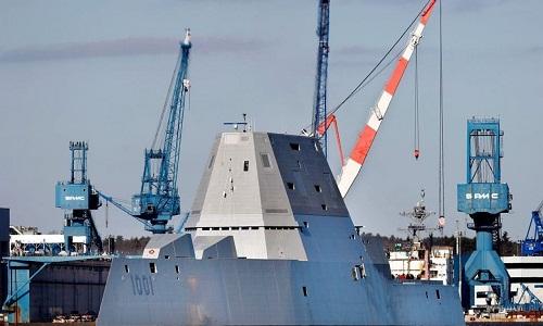 Marinha dos EUA põe em quarentena todos os navios recentemente atracados no Pacífico