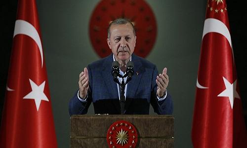 'Acordo do Século' de Trump é 'plano de ocupação' no Oriente Médio, afirma Erdogan