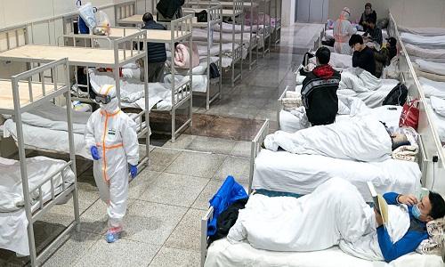 Hospital construído em 10 dias na China começa a apresentar problemas