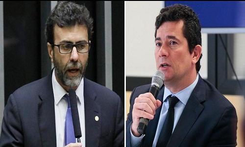 """Moro ataca PSOL, que reafirma ser ele um """"capanga de milícia"""""""