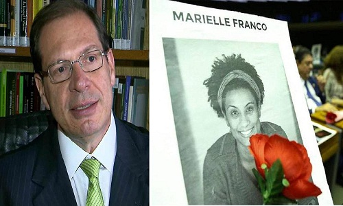 Para o ministro Luis Felipe Salomã, caso Marielle não preenche requisitos para federalização'