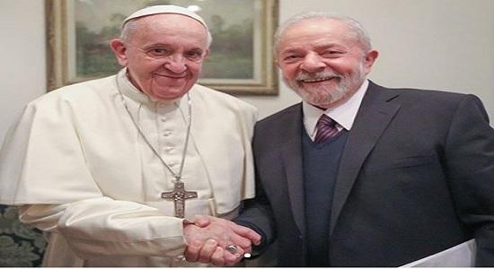Minha solidariedade ao Papa Francisco e imenso repúdio aos falsos cristãos