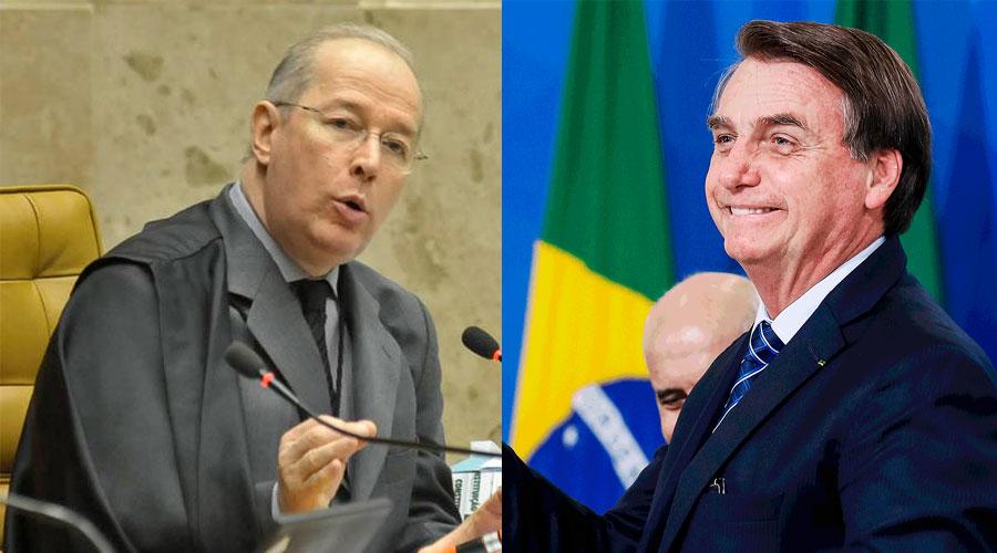 Decano do STF, Celso de Mello aponta crime de responsabilidade de Bolsonaro