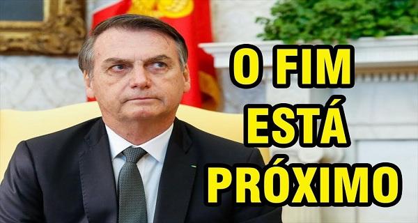 O fim de Bolsonaro. Por Moisés Mendes