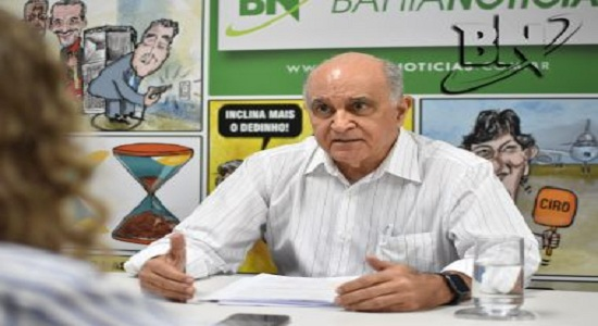 Paulo Souto não vai se envolver na política: 'Momento de aflorar novas lideranças'